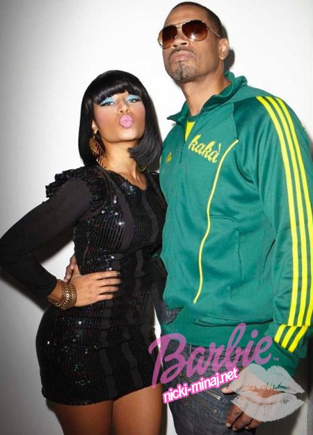 nicki minaj barbie photo shoot pictures. Nicki Minaj Graces The August