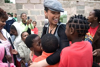 Alicia Keys Wants To Adopt A Child From Africa